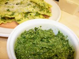 Sorrel Pesto